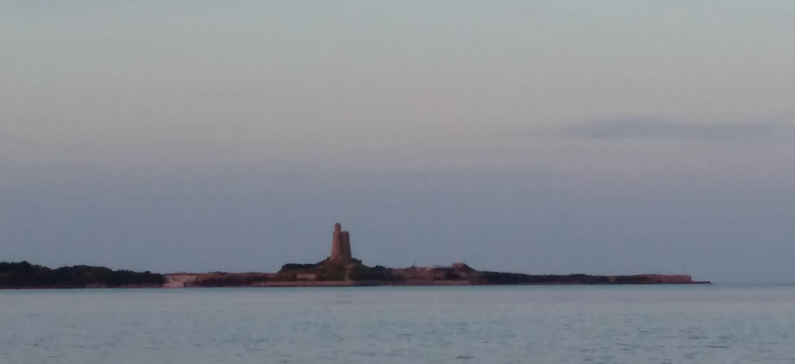 Blick in die Baie de Morsalines
